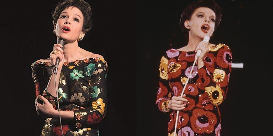 <p>Zellweger portrayed the legendary Judy Garland in her comeback performance in <em>Judy—</em>and she picked up a Golden Globe for Best Actress in a Drama Motion Picture along the way. </p>