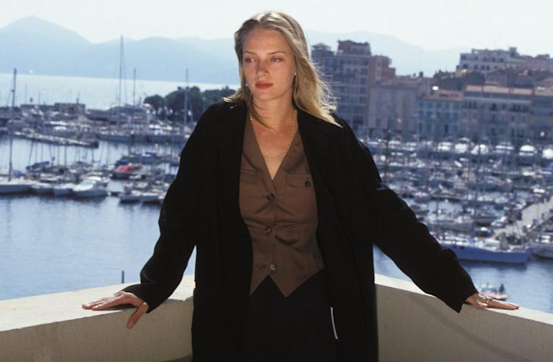 15 celebrities at their first Cannes Film Festival if you want to relive '90s and '00s fashion