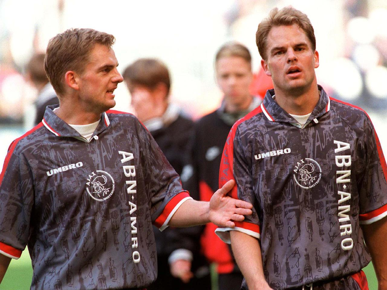 Crystal Palace confuse new manager Frank de Boer with his twin brother Ronald in embarrassing Twitter post