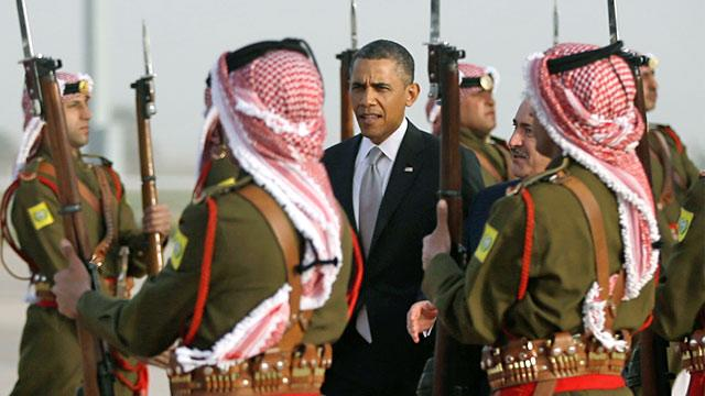 Obama Warns Syria Could Become Enclave For Extremists