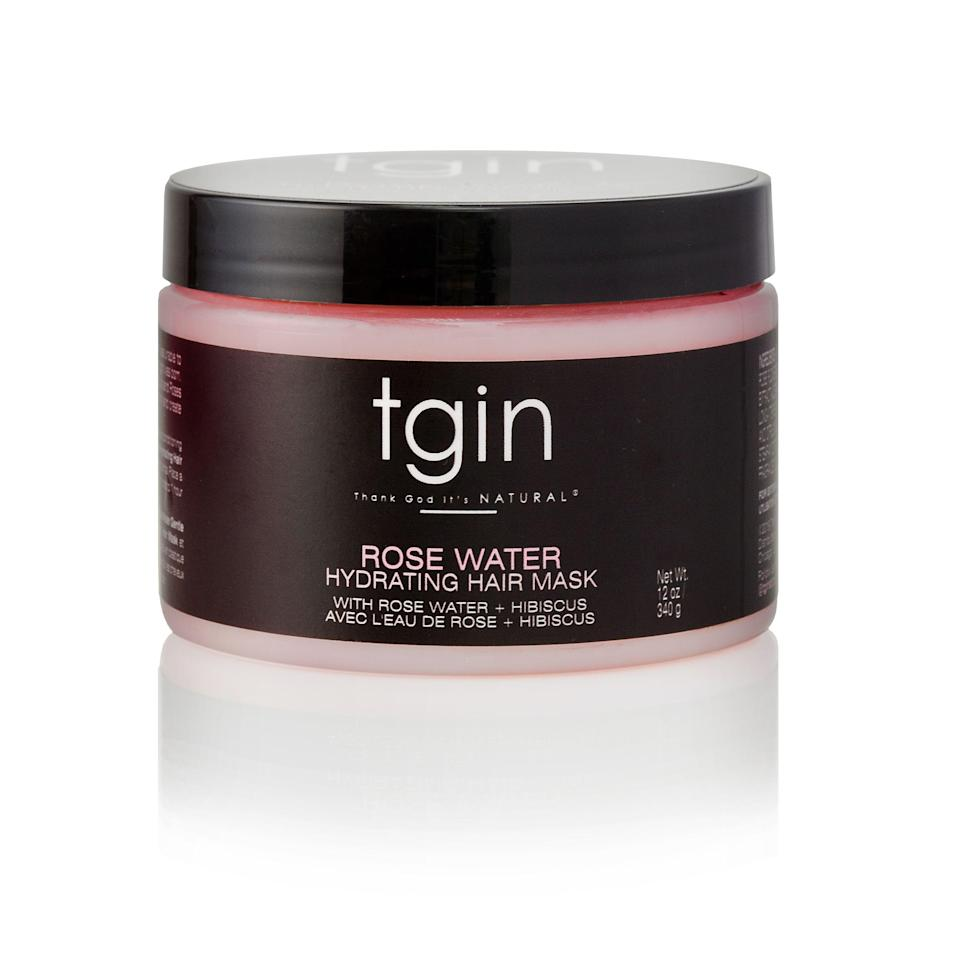 """<p><strong>tgin</strong></p><p>ulta.com</p><p><strong>$17.99</strong></p><p><a href=""""https://go.redirectingat.com?id=74968X1596630&url=https%3A%2F%2Fwww.ulta.com%2Frose-water-hydrating-hair-mask%3FproductId%3Dpimprod2016009&sref=https%3A%2F%2Fwww.cosmopolitan.com%2Flifestyle%2Fg31710124%2Ftaurus-gift-guide%2F"""" rel=""""nofollow noopener"""" target=""""_blank"""" data-ylk=""""slk:Shop Now"""" class=""""link rapid-noclick-resp"""">Shop Now</a></p><p>Tauruses take R&R <em>seriously</em>, so give them a hair mask that'll take their at-home spa to new levels.</p>"""