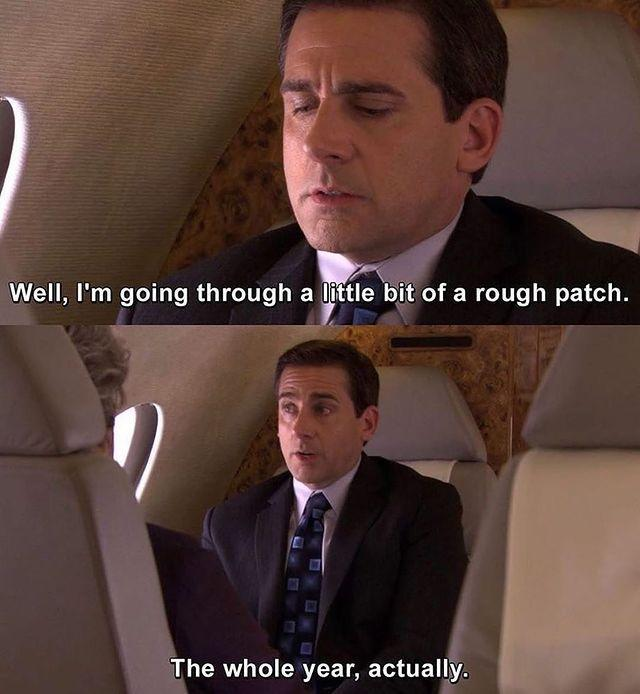 "<p>Michael Scott knows.</p><p><a href=""https://www.instagram.com/p/B_CI31TFiZU/"" rel=""nofollow noopener"" target=""_blank"" data-ylk=""slk:See the original post on Instagram"" class=""link rapid-noclick-resp"">See the original post on Instagram</a></p>"