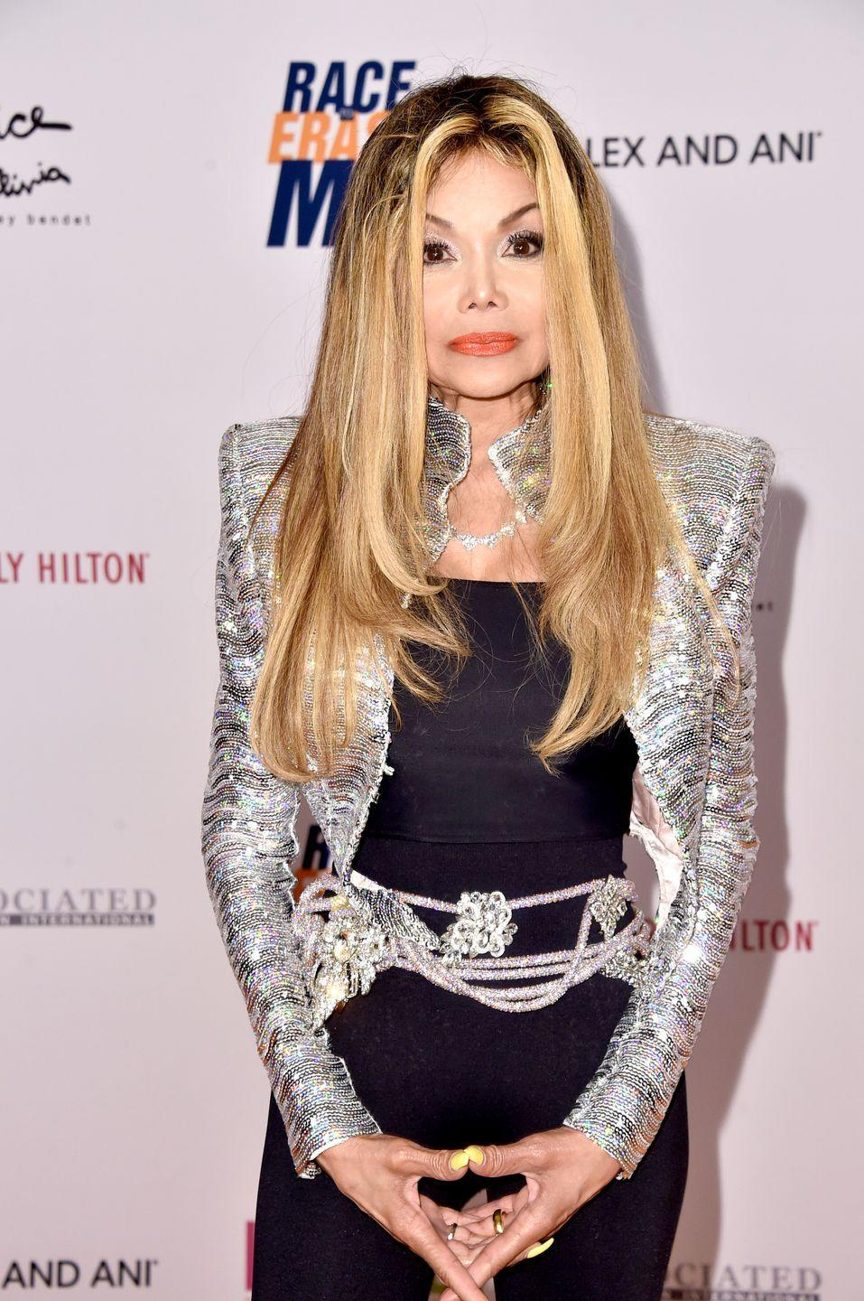 """<p>Shortly after Sacha Baron Cohen filmed a hijinx-filled sit down with La Toya Jackson for his film <em>Bruno</em>, the news of her brother Michael Jackson's death broke. The production company decided to <a href=""""https://www.wsj.com/articles/BL-SEB-2513"""" rel=""""nofollow noopener"""" target=""""_blank"""" data-ylk=""""slk:cut the scene from the movie"""" class=""""link rapid-noclick-resp"""">cut the scene from the movie</a> due to the family's tragic loss. </p>"""