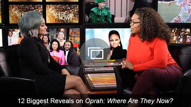 Oprah Where Are They Now slideshow