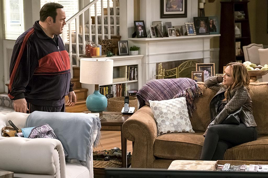 "<p><strong>This Season's Theme:</strong> ""It's about a single father raising a family, which is a good drive for us,"" says executive producer and series star Kevin James of the retooled CBS comedy, in which his character is now a widower.<br /><br /><strong>Where We Left Off:</strong> James's TV wife, Donna (Erinn Hayes), quit her job as a school nurse, while Kevin (James) came out of retirement to team up with his old police partner Vanessa Cellucci (Leah Remini) for a special case.<br /><br /><strong>What to Expect:</strong> A creative reset will put the focus on Kevin's life as a single dad as the show picks up ""about a year"" after the death of his wife. Some new characters will be introduced as Kevin heads back to work at the security company run by Vanessa (Remini is now a series regular). The show will have ""a new yet familiar feel,"" James promises.<br /><br /><strong>That's What (Famous) Friends Are For:</strong> Last season's guest star roster included Harry Connick Jr., Adam Sandler, and Billy Joel. Can James top himself this year? ""We're always working on that,"" says the star. ""Believe me, I'm cashing in all my chips. We had a lot of fun with Adam Sandler and all those guys, and this year I'm hoping to continue that trend. It's fun, and if it organically fits into the show, then it's even more fun."" <em>— Victoria Leigh Miller</em><br /><br />(Photo: Jeff Neumann/CBS) </p>"