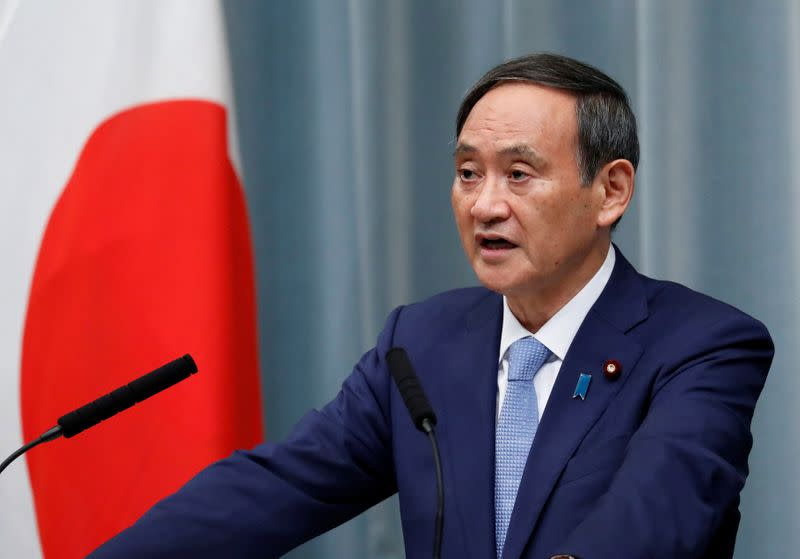 Japan calls China's move on Hong Kong 'regrettable'
