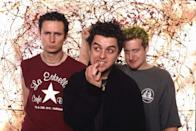 """<p>The trio of Billie Joe Armstrong, Mike Dirnt and Tré Cool have been cranking out hits like """"Basket Case"""" and """"When I Come Around"""" since 1990. They first hit it big with their album <em>Dookie</em> in 1994 and full ascended into superstardom with 2004's <em>American Idiot</em>.</p>"""