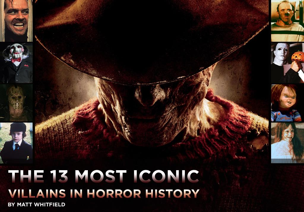 """Before you head to the theater to see Freddy Krueger slice and dice his latest victims in <a href=""""http://movies.yahoo.com/movie/1810076927/info"""">A Nightmare on Elm Street</a> (opening nationwide on 4/30), take a peek at this definitive list of the most iconic villains in horror film history."""