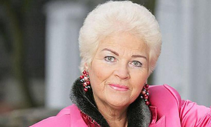 Pam St. Clement, who worked with Brooks on EastEnders, gave her some great advice before heading off into the jungle (Image: Getty Images)