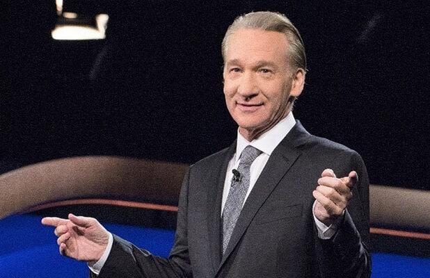 'Real Time With Bill Maher' Renewed at HBO Through 2022