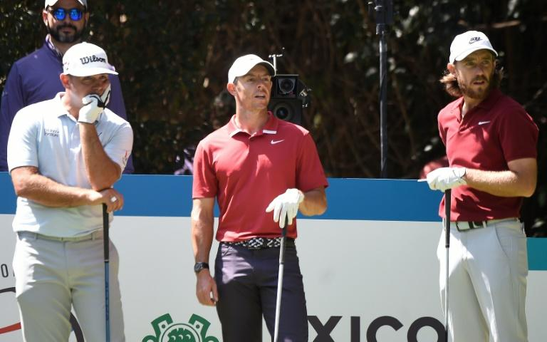 McIlroy in the dad club as toughest test looms: golf talking points