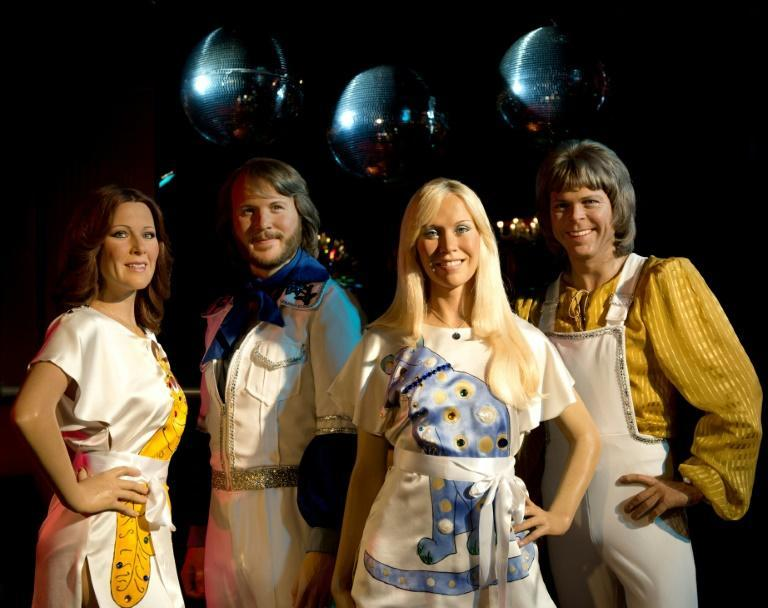 ABBA scores first UK top 10 single in nearly 40 years