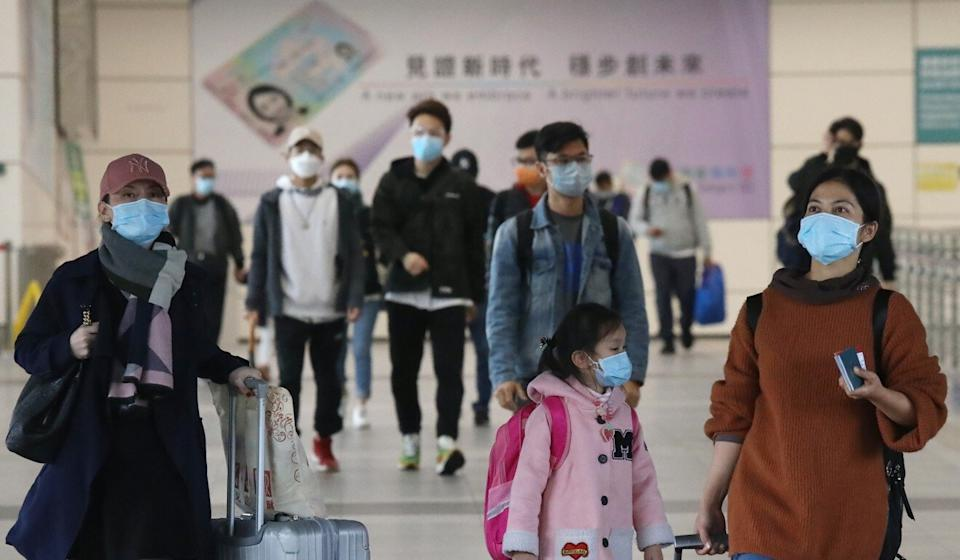 With cross-border travel effectively eliminated by quarantine requirements, many Hongkongers based in mainland China have been unable to return for doctor appointments. Photo: K. Y. Cheng