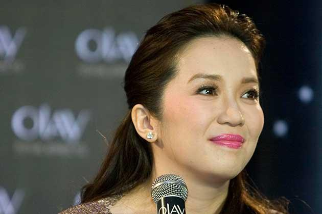 Kris Aquino makes peace with James Yap