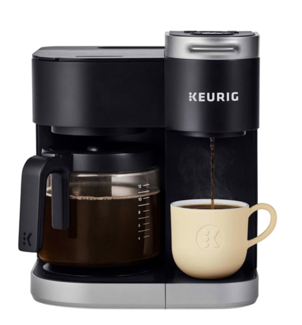 Keurig K-Duo Single Serve & Carafe Coffee Maker - Best Buy Canada.