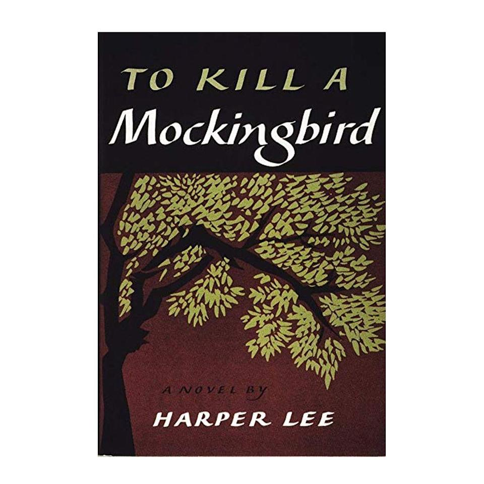 """<p><strong>$5.76 </strong><a class=""""link rapid-noclick-resp"""" href=""""https://www.amazon.com/Kill-Mockingbird-Harper-Lee/dp/0060935464/ref?tag=syn-yahoo-20&ascsubtag=%5Bartid%7C10054.g.35036418%5Bsrc%7Cyahoo-us"""" rel=""""nofollow noopener"""" target=""""_blank"""" data-ylk=""""slk:BUY NOW"""">BUY NOW</a><br><strong>Genre: </strong>Fiction</p><p>Winner of the 1961 Pulitzer Prize for Fiction, <em>To Kill a Mockingbird </em>is a gripping coming-of-age tale about a young girl in the South who witnesses her father, a lawyer, risk it all to defend a black man who has been unjustly accused of raping a white woman. She learns of the social inequalities and prejudice that plague the South, and that standing up for what's right isn't always easy.</p>"""