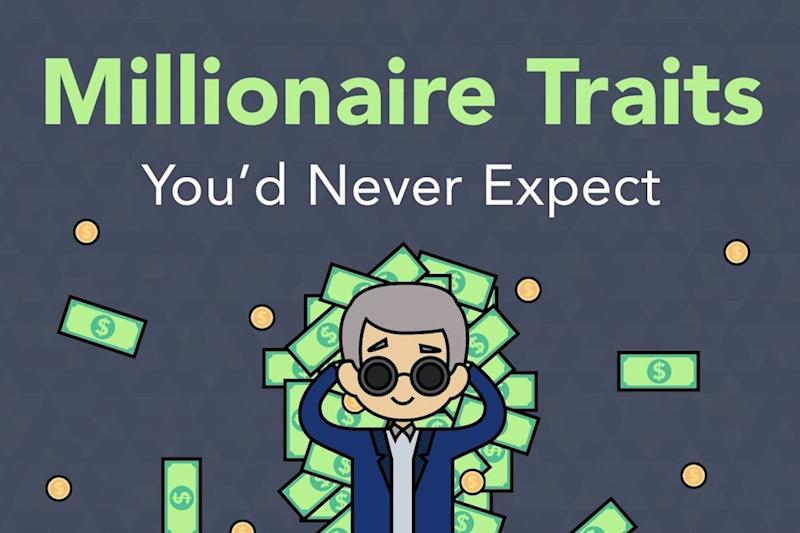 Incredibly Simple Millionaire Traits You'd Never Expect