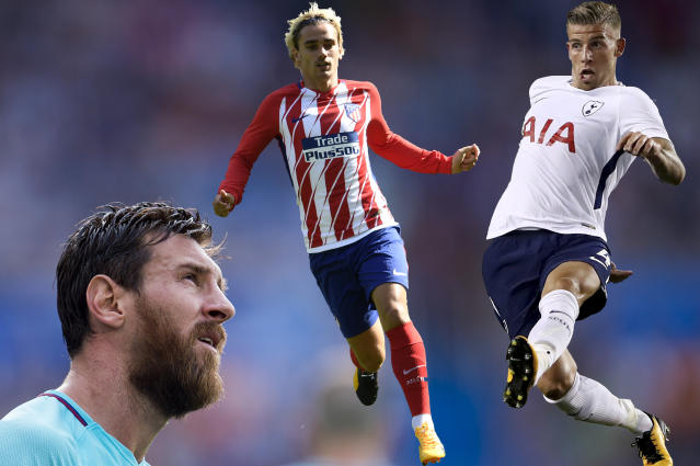 Messi, Griezmann and Alderweireld: 'Unhappy', 'discounted' and 'urging'…