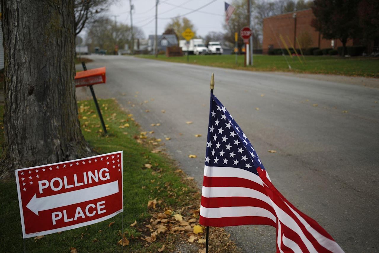 Republicans Win Ohio Voting-Map Case as Supreme Court Tosses Ruling
