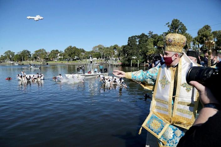 Virus Outbreak Religious Exemptions (Tampa Bay Times)