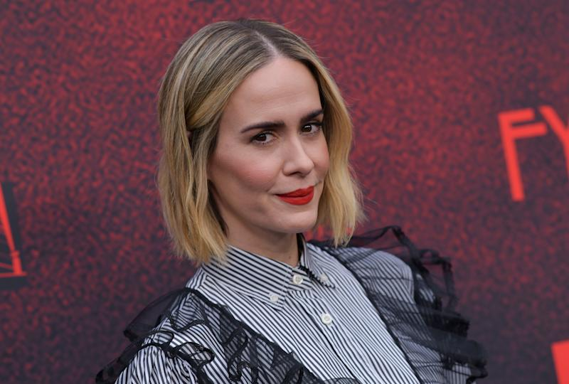 "Sarah Paulson Teases Possible Cameo on ""American Horror Story: 1984"""