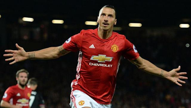 <p><strong>Opponents:</strong> Bournemouth, Southampton</p> <br><p>Much like Lukaku, Zlatan Ibrahimovic had scored when he took to the field in a United shirt for the first time in an official game after netting the winner against Leicester in the Community Shield. He followed that up with two more in consecutive to kick off the league season.</p>