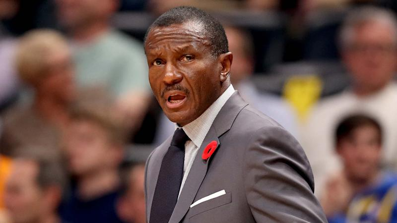 Raptors coach Casey to lead Team LeBron