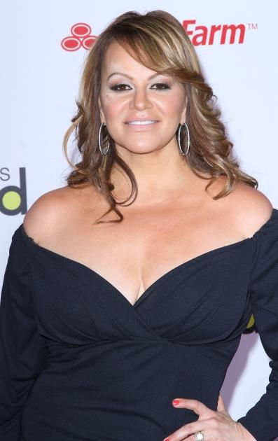 Jenni Rivera arrives at Billboard Latin Music Awards 2012 at Bank United Center on April 26, 2012 in Miami, Florid -- Getty Images