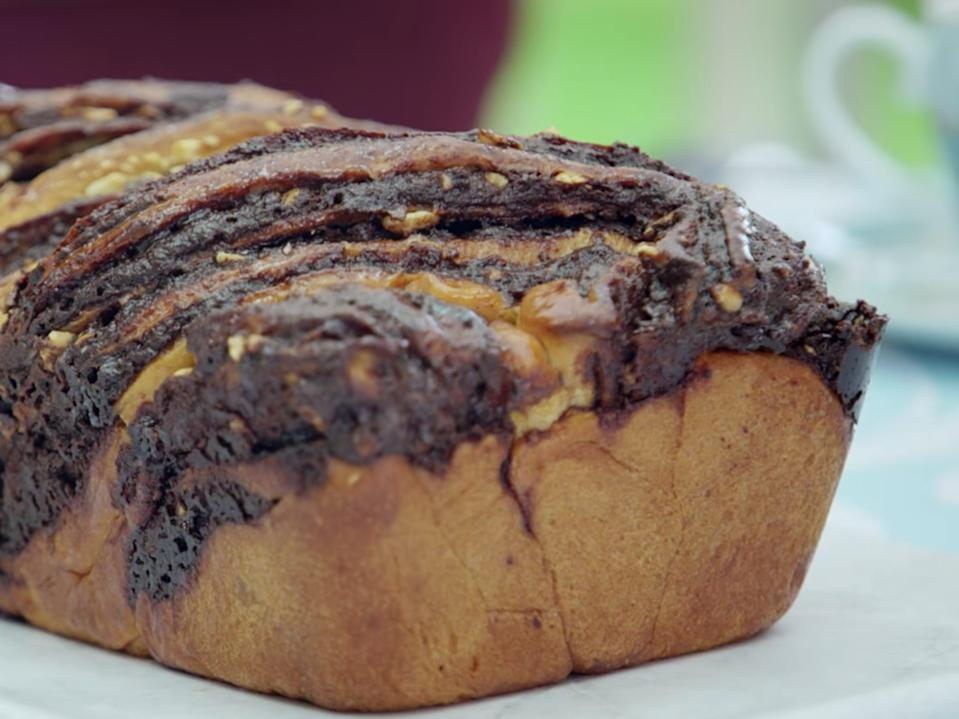 Great British Bake Off Babka
