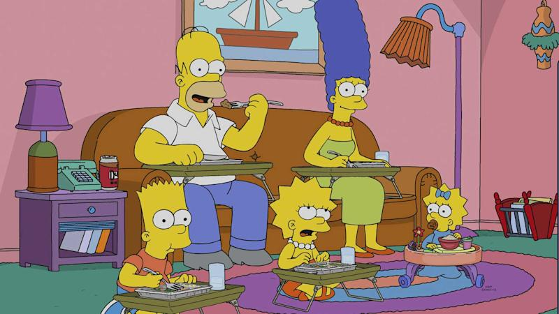 Ever wondered why The Simpsons are yellow? There's a good reason.