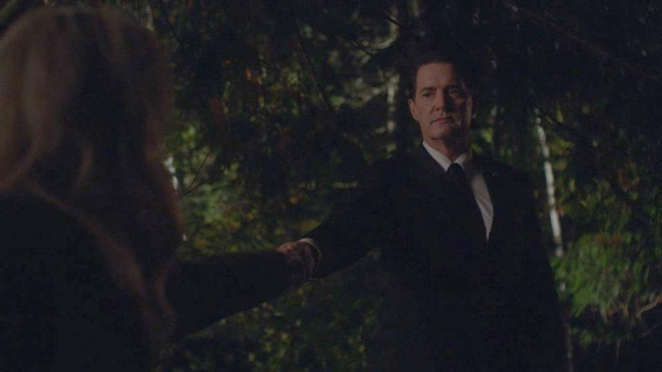 In the penultimate episode of Twin Peaks: The Return, Agent Cooper goes back in time to save Laura Palmer from her dark fate.