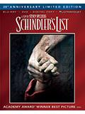 Schindler's List Box Art