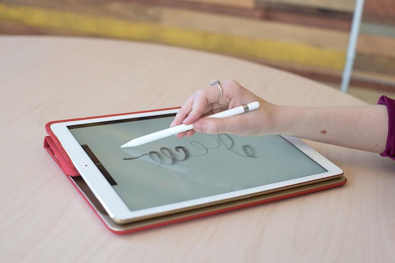 how to set up apple pencil