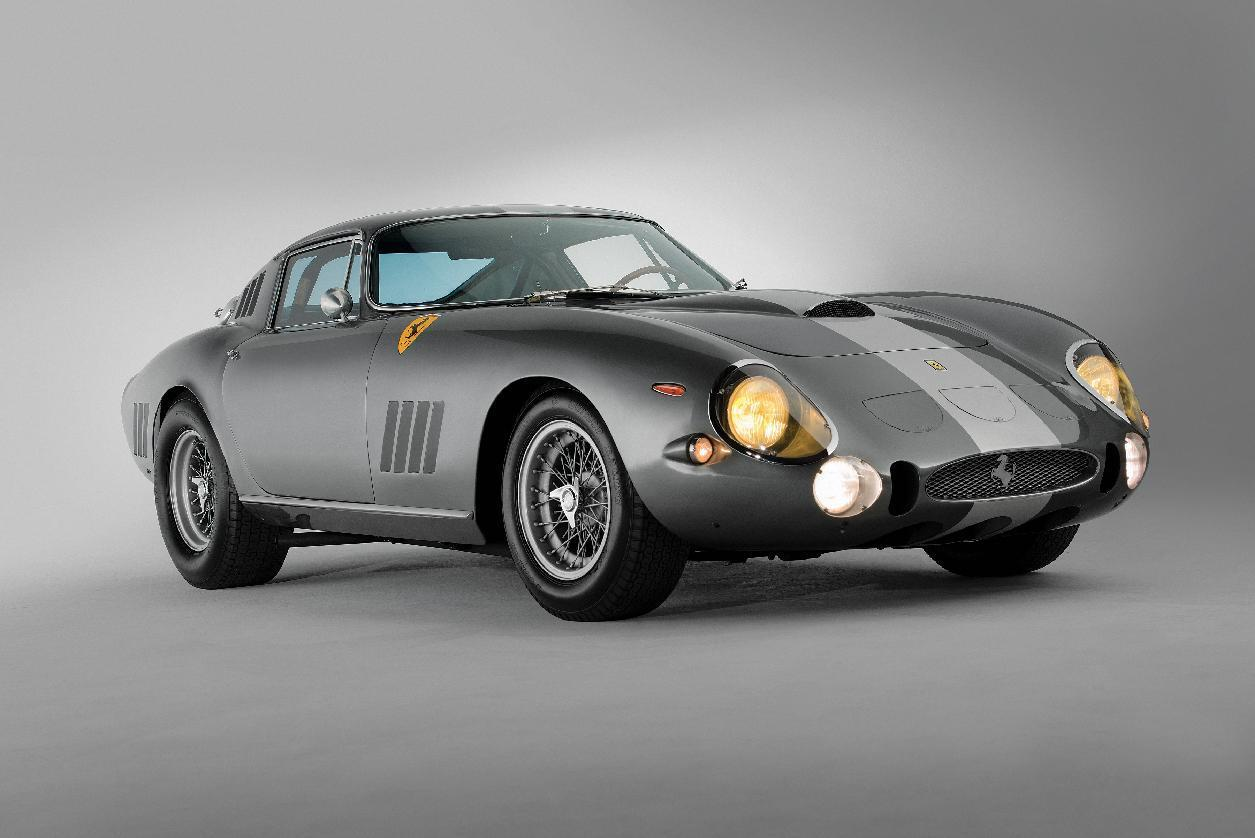 This unique 1964 Ferrari 275 GTB/C Speciale by Scaglietti sold for $26.4 million in 2015.