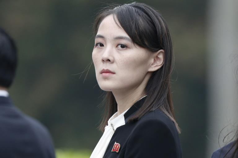 Kim Jong Un's powerful sister Kim Yo Jong also lashed out at South Korea over a recent anti-Pyongyang leaflet campaign by a defector group