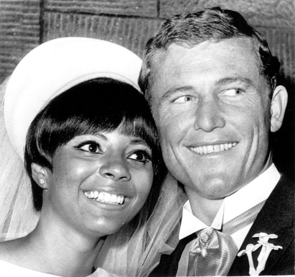 Leslie Uggams and Grahame Pratt in 1965