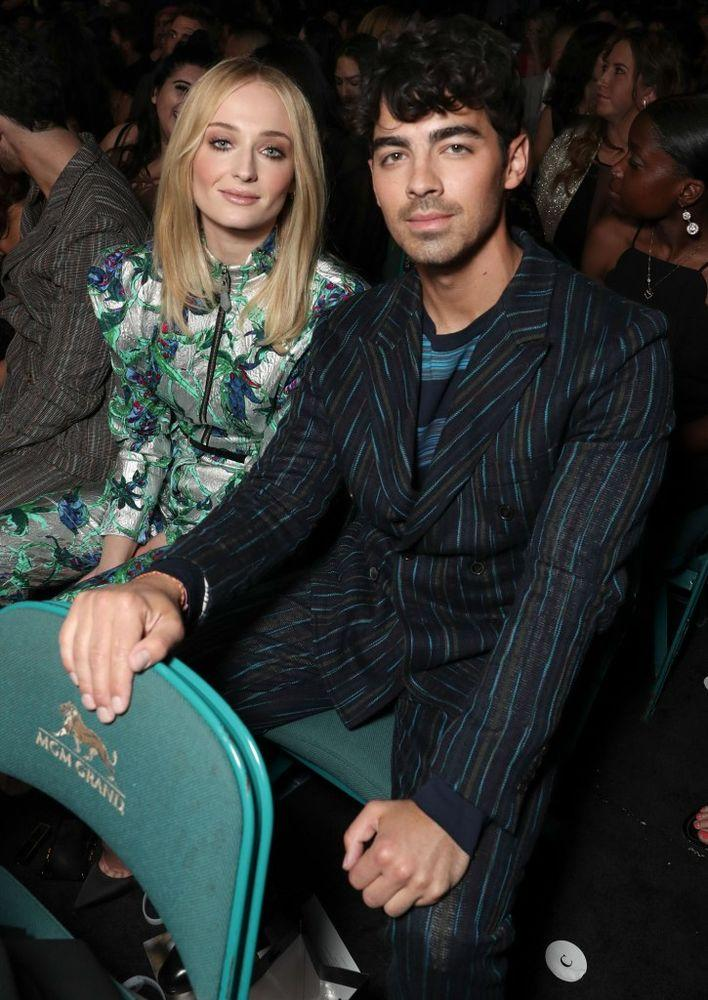 Joe Jonas and Sophie Turner | Todd Williamson/NBC
