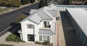 A 96,765 NRSF facility located at 1351 Baseline Road in Roseville, CA