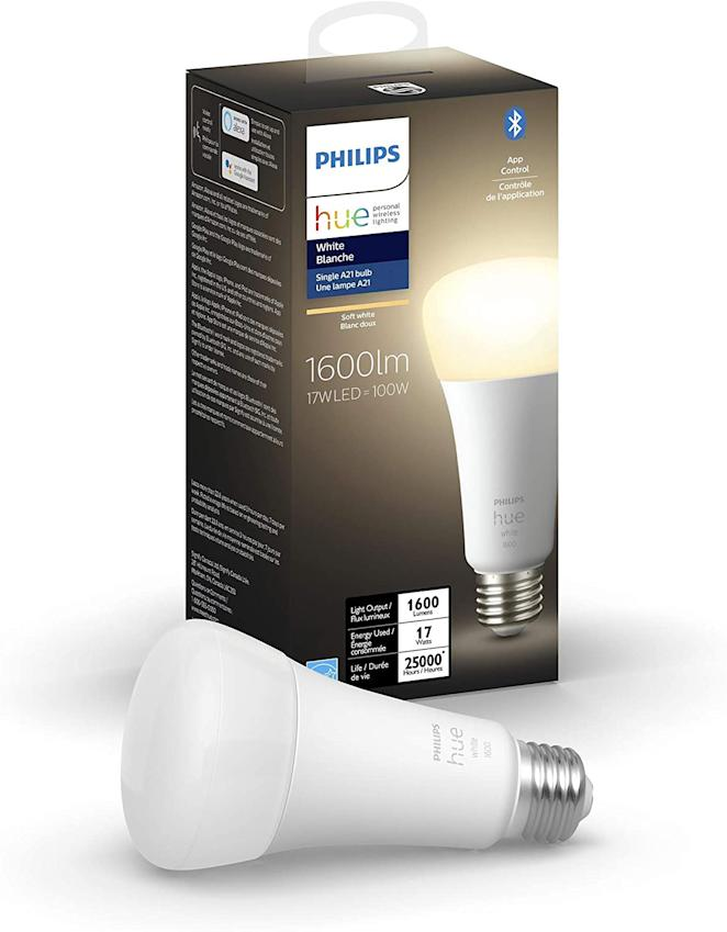 Philips Hue White Smart Bulb