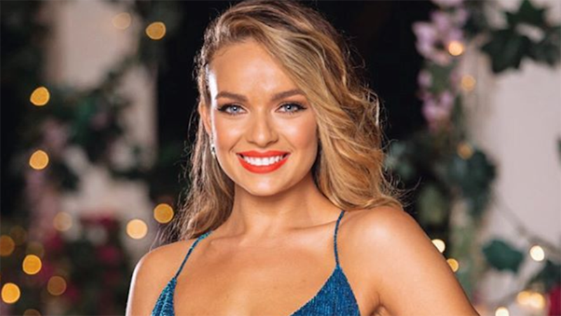 The Bachelor Australia contestant Abbie Chatfield. Photo: Channel Ten