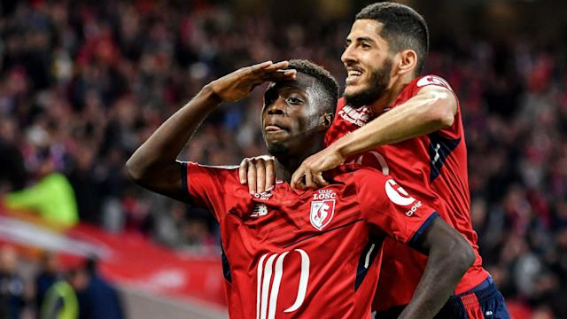 The African stars played crucial roles as Les Dogues moved out of the drop zone in the French top-flight