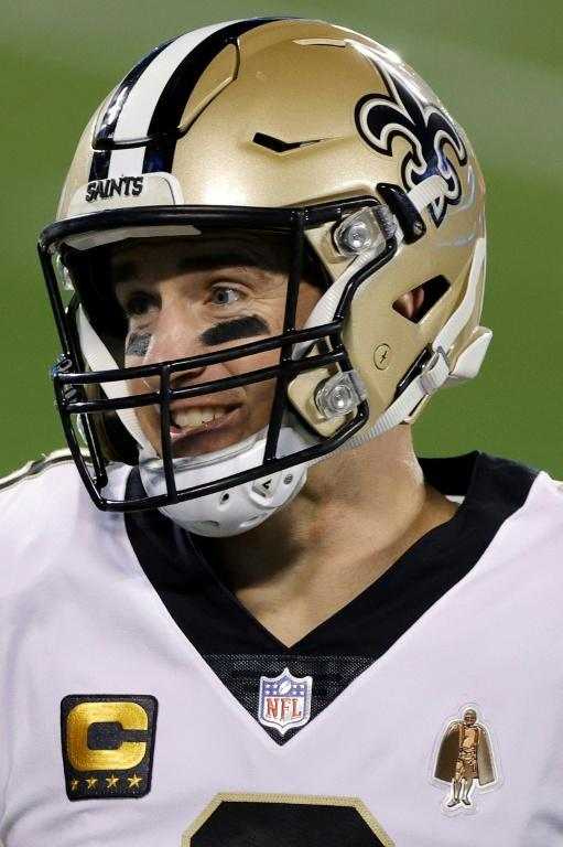 One of the old guys: New Orleans Saints quarterback Drew Brees heads into what could be his final playoff campaign