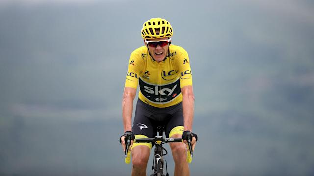 Chris Froome was pushed to the limit on Stage 15 of the Tour de France, but the Team Sky rider responded magnificently to stay in yellow.