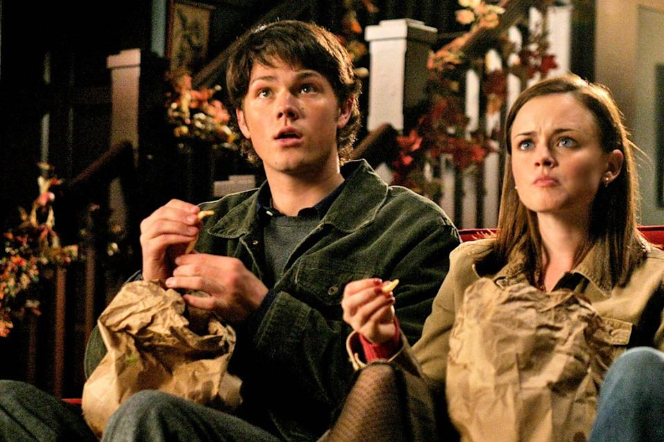 Dean and Rory on Gilmore GirlsThe Wb