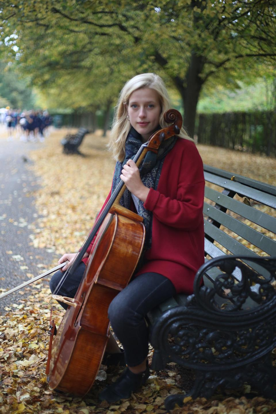 Masters musician: Laura Armstrong before being injured (Irwin Mitchell)