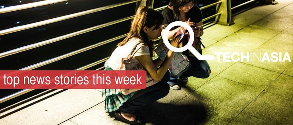 Staff picks: 5 top news stories this week on Tech in Asia