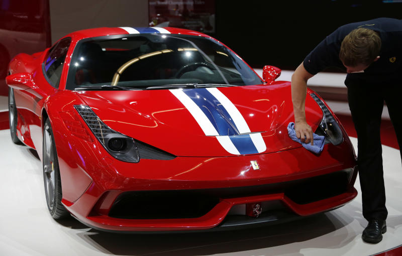 The most stunning cars at Frankfurt Auto Show