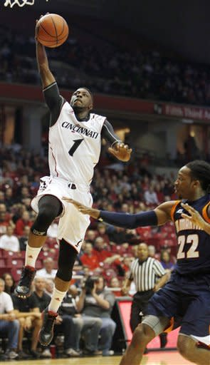 Wright, No. 24 Cincinnati top Tennessee-Martin