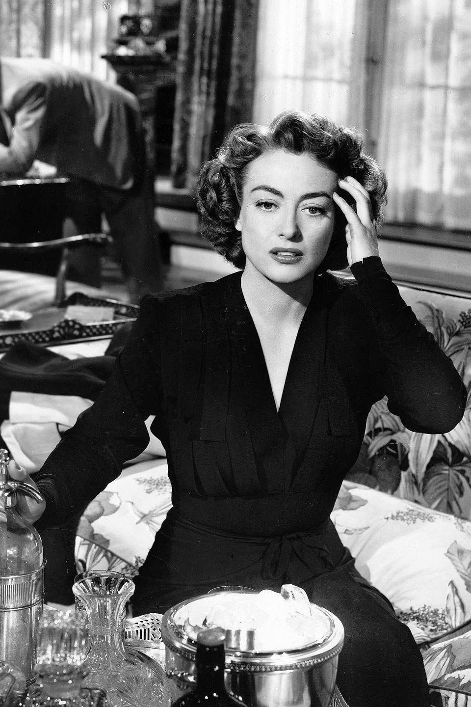 <p><strong>Synopsis: </strong>Joan Crawford stars as a mentally ill woman who is admitted into a psychiatric ward and reveals her complex story of how she wound up there; a dramatic tale of a women's obsession with her ex-lover.</p>