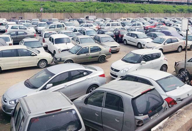 Free parking in Delhi's residential colonies could soon be a thing of the past